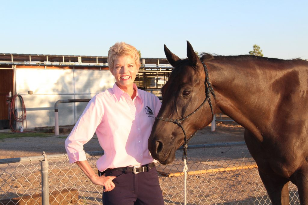 Callie Klein Certified Horse Riding Instructor in Las Vegas