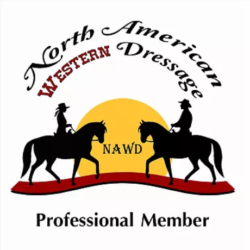 North American Western Dressage Professional Member logo